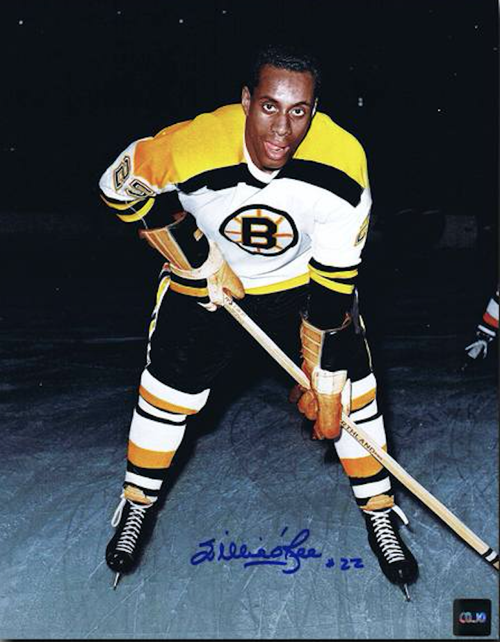 Willie Young Hockey Player